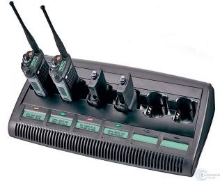 WPLN4220 Многоместное зарядное устройство IMPRES с дисплеем