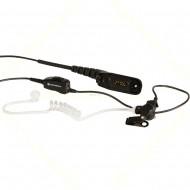 NNTN8459 Наушник скрытого ношения с акустической трубкой, микрофоном РТТ/VOX