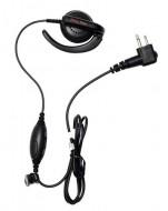 PMLN6531 Наушник с крепелнием за ухо и микрофоном РТТ/VOX
