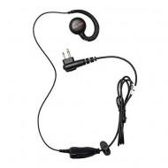 PMLN6532 Наушник с поворотным креплением за ухо, микрофоном и PTT