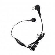 PMLN6534 Наушник с микрофоном РТТ/VOX